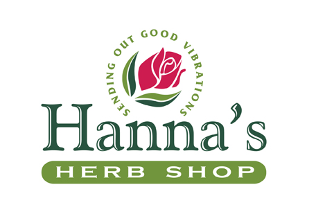Hanna's Herb Shop - Sending out good vibrations since 1957! Proudly offering the products and teachings of the legendary Master Herbalist & Healer Hanna Kroeger.